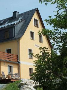 Photo for Holiday apartment Bad Elster for 2 - 3 persons with 1 bedroom - Holiday apartment in a two family ho