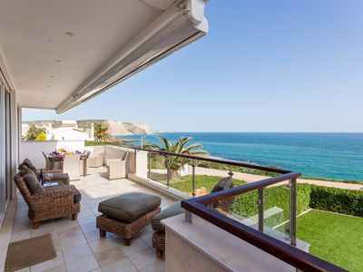 Photo for CoolHouses Algarve Luz Ocean front, 4 Bed house w/ pool, Casa da Pipa (4134/AL)