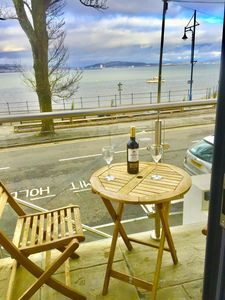 Photo for Luxury waterfront apartment in Mumbles (Apt 1)