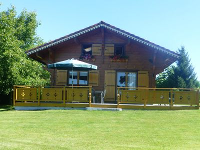 Photo for EVIAN CHARMING CHALET FOR 4 P NEAR LAKE LEMAN AND 15 MN FROM THE SKI RESORTS