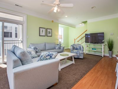 Photo for Spacious & Upgraded - Ocean Block in N. OCMD - Sleeps 13!
