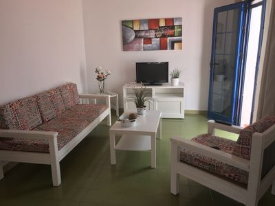 Photo for Apartment a few meters from the beach in Caleta de Fuste
