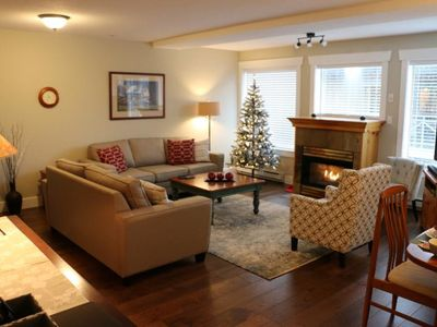 Photo for Charming and Spacious 2 Bedrooms at Village North Whistler