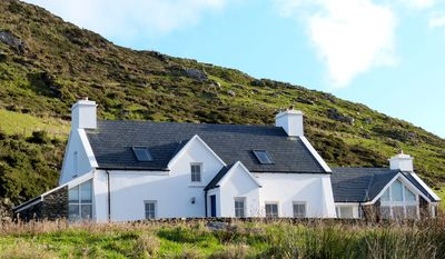 Photo for Coastal House w Sea Views over Cahirciveen Harbour to Valentia Lighthouse in Ker