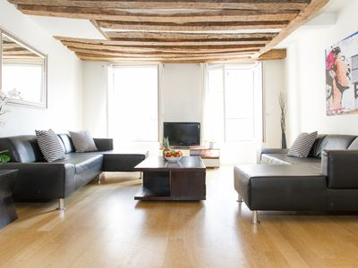 Photo for SPACIOUS TRIPLEX IN THE HEART OF ST GERMAIN DES PRES!