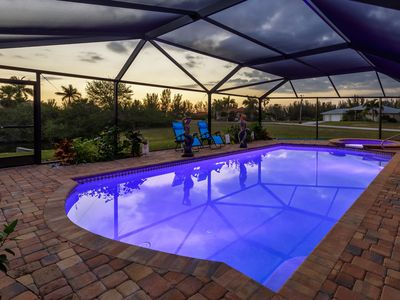 Photo for Enchanted Views, WondrousMemories, Water Views with Heated Pool & Spa