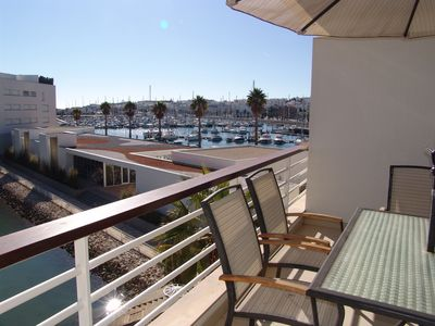 Photo for Luxury apartment with pool access on Marina de Lagos, walking distance to town