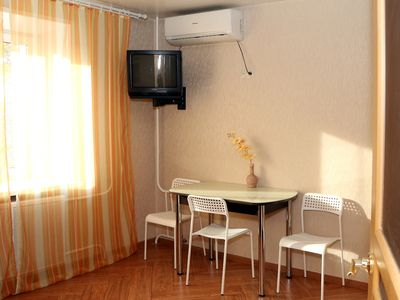 Photo for 1-room furnished apartment with a balcony in the center of Ulyanovsk – daily