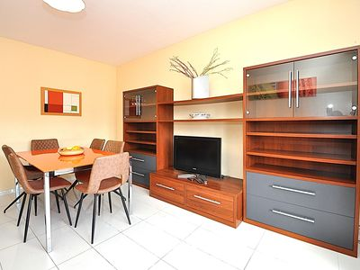 Photo for Apartment Cosva, 150 meters from the beach, accommodates 6 people, with 2 bedrooms, 1 bath