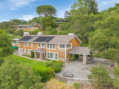 Photo for Germano's - 4 Bedrooms, 4 Bathrooms, Sleeps 8 Sweeping Views Of Sonoma Valley