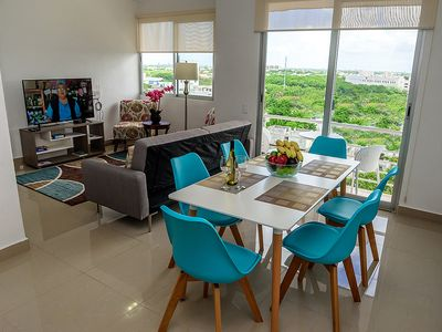 Photo for 2BR Apartment Vacation Rental in Benito Juarez, Quintana Roo