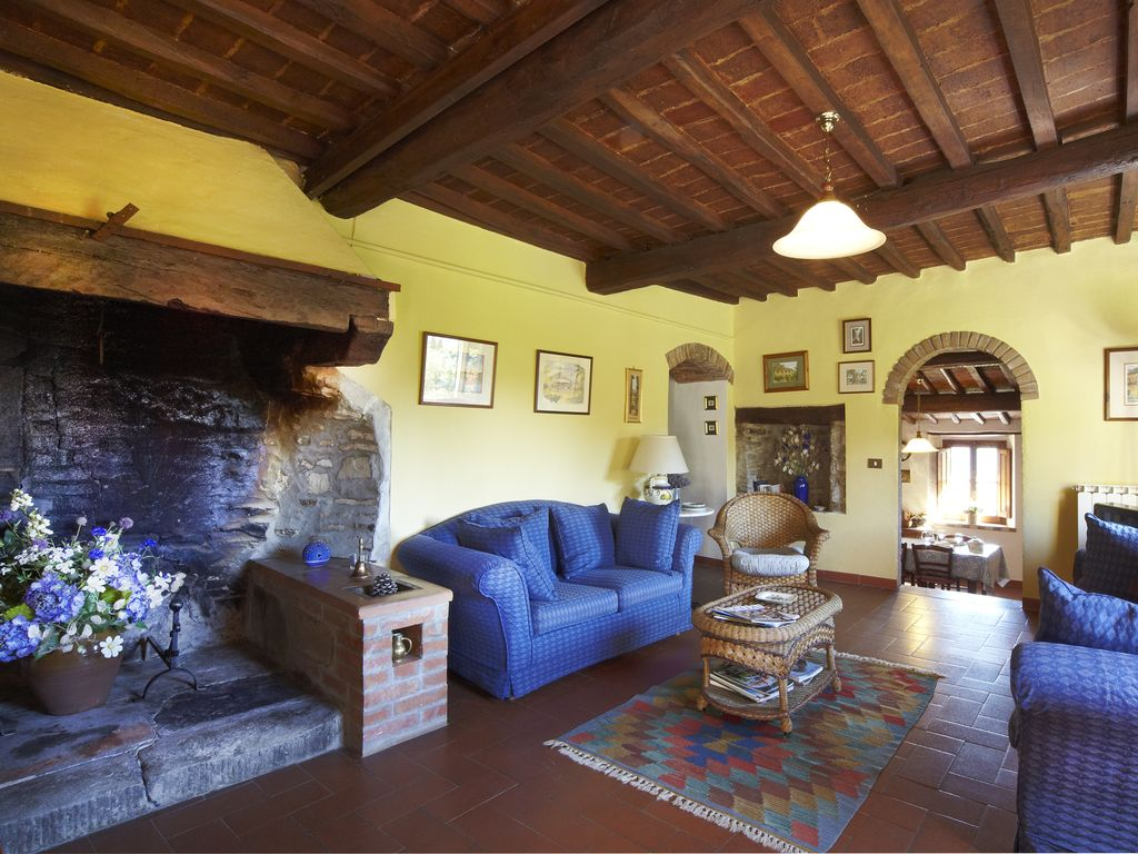 Tuscan Holiday Rental Tuscan Farmhouse With Private Pool And
