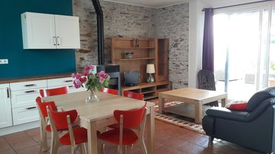 Photo for 32, Urban Gîte on the banks of the Loire