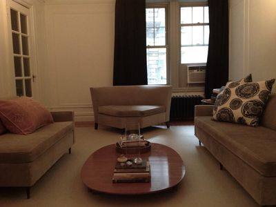 Photo for Lovely West Village One-bedroom Apartment For 1-4 Guests