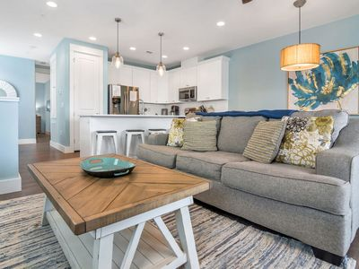 Photo for The Escape in 30-A Townhomes at Seagrove Beach. 3 bed/2 bath. Free Activities! Large covered porch.