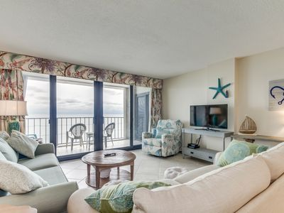 Photo for Oceanfront Penthouse Condo - Quiet & Secured Building + FREE DAILY ACTIVITIES