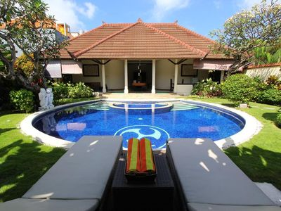 Photo for 2 Bedroom Premium Villa in heart of Seminyak, a 10-minute walk from the beach