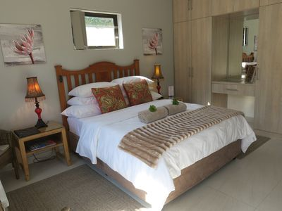Photo for Self-catering- Bachelors- Cape Winelands-Secure parking-WiFi-separate entrance