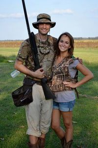 Dove hunting available