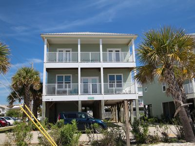 Photo for Beautiful, 6BR West Beach home, Pool, Direct beach access