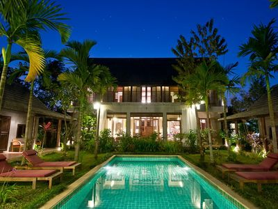 Photo for 4 Bedroom Villa in Chiangmai with Pool.