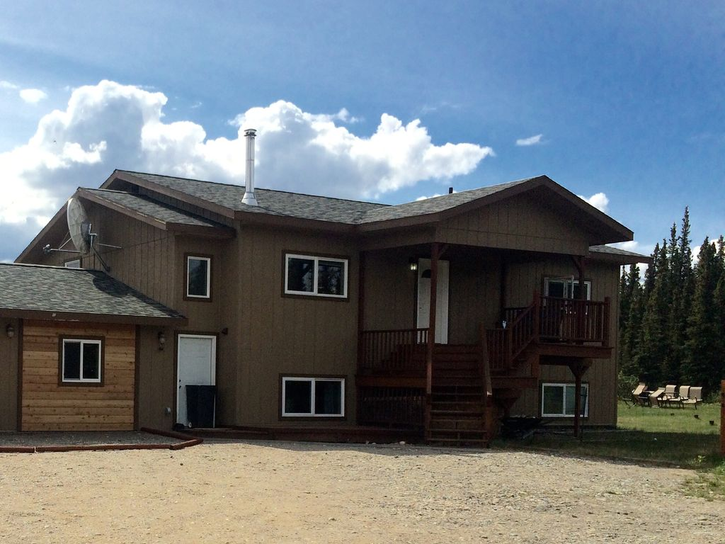 Your Denali Park Home 4 Bedroom 35 Bathrooms WIFI Direct TV