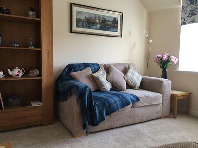 Photo for 1BR Apartment Vacation Rental in Pitlochry