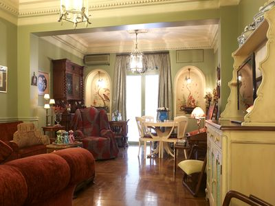 Photo for Central and luxurious flat in Athens!