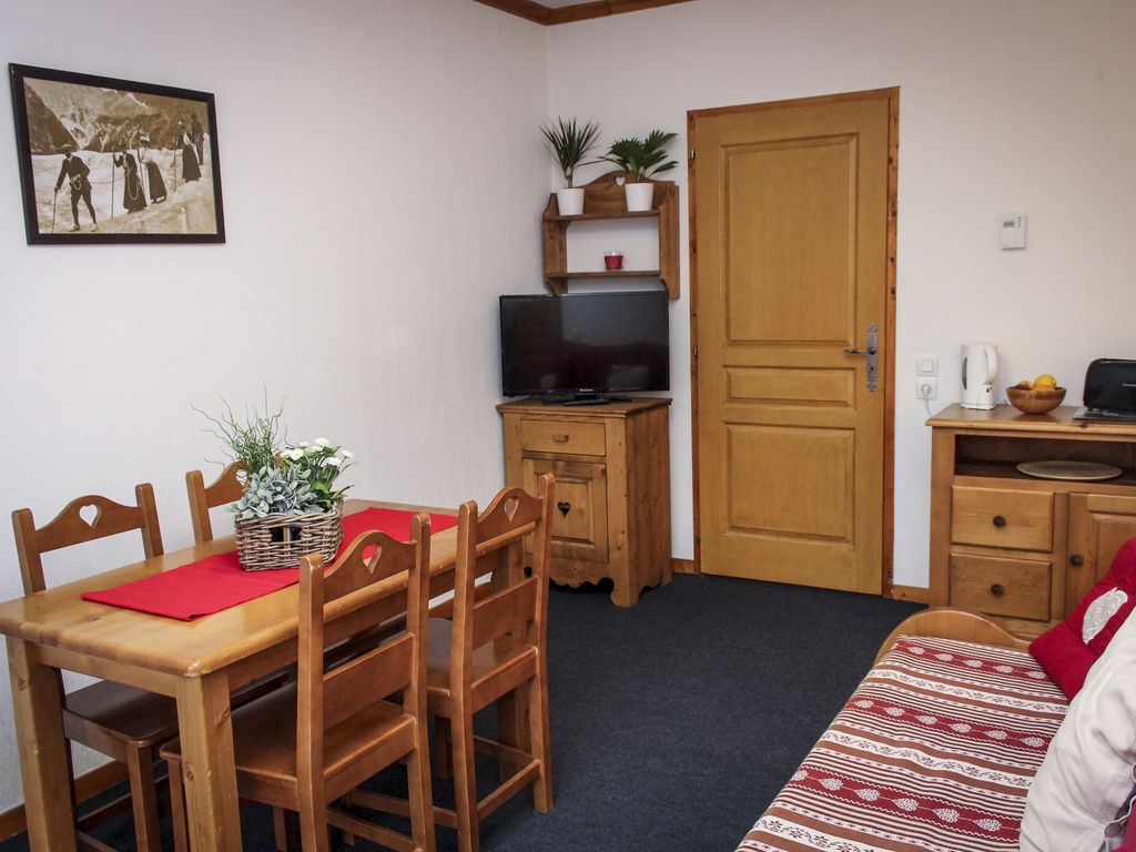 Peaceful apartment, 33 square meters , Vaujany