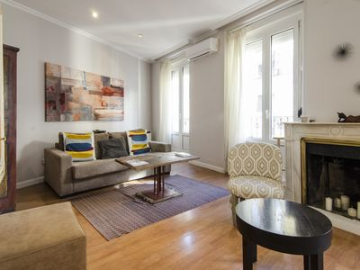 Photo for Upscale & Bohemian 1BD - MALASAÑA