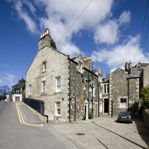 Photo for Three bedroom apartment in central Peebles with private parking