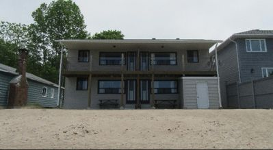 Photo for 2 BR beachfront suite on the pristine waters of Georgian Bay!