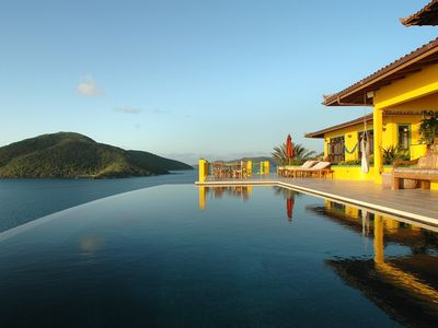 Photo for 5BR Villa Vacation Rental in Little Bay, Tortola