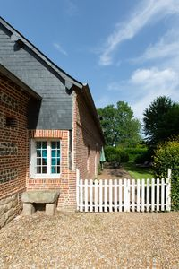 Photo for Charming house in Normandy, renovated. Nearby the sea