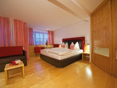 Photo for Junior Suite, shower, toilet, 1 bedroom - Gasthof Hotel Handlerhof