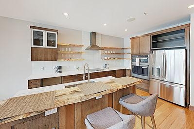 Kitchen - Welcome to Frisco! This condo is professionally managed by TurnKey Vacation Rentals.
