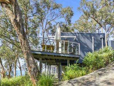 Photo for BLUEGUMS@LORNE - Elevated views with wifi