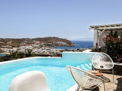 Photo for Perfect Villa in Kanalia, Mykonos