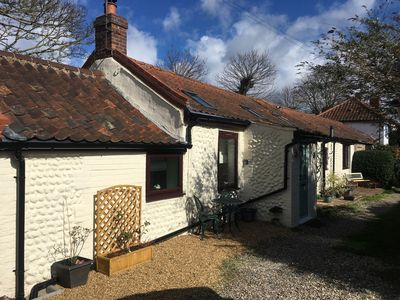 Photo for Fisherman's Cottage: Highly Desirable Single Storey 19th Century Holiday Retreat