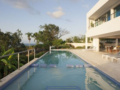 Photo for Modern Luxury Villa with Spectacular Ocean View