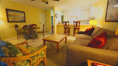Photo for SPECIALS RATES ! Clean, quiet and comfortable overlooking gardens.