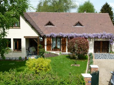 Photo for Bed and Breakfast Les Glycines 2 ...............