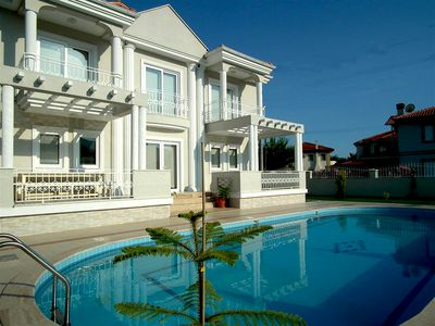 Photo for Villa Hanimeli 6 bedrooms all en suite with private pool & garden