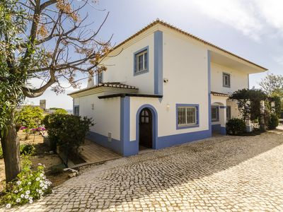 Photo for Lovely Family Villa 3 bed with pool & sea views, walking distance to beach.