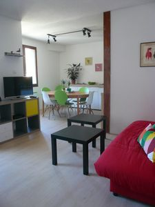 Photo for modern and very charming duplex with hyper center of Ax