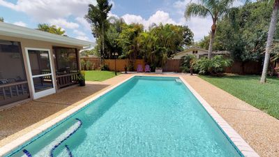 Photo for Spacious and private 3bed/2bath pool home in NW Bradenton