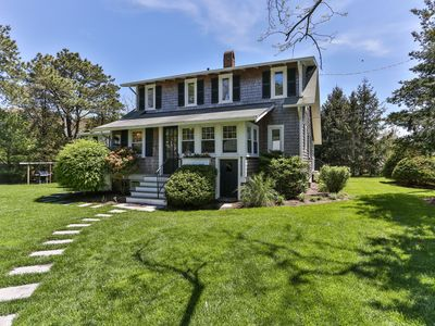 Photo for Quintessential Cape Cod House walk to South Village Beach w/ AC