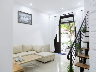 Photo for LA LUZ- A charming gem in the heart of the city - 2BRs- with Balcony++