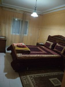 Photo for a large, heated and air-conditioned apartment for your stays