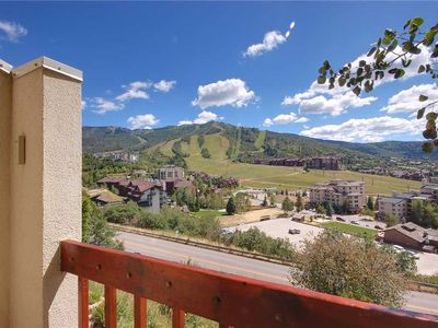 Photo for SW202 by Pioneer Ridge ~ Hillside location w/ views ~ walk to mountain village